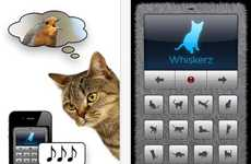 Feline-Translating Apps - The Human-to-Cat Translator Allows You to Speak to Your Feline Friend