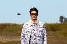 Flying UFO Catalogs - The Q Design and Play Spring/Summer Collection is Eccentric