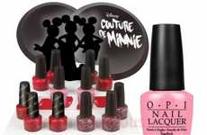 Iconic Feminine Critter Cosmetics - Girly Disney Character Minnie Mouse Gets Her Own Fashion Line