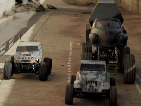 Remote-Controlled Action Flicks