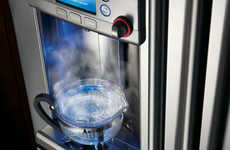 Hot Tea-Making Refrigerators