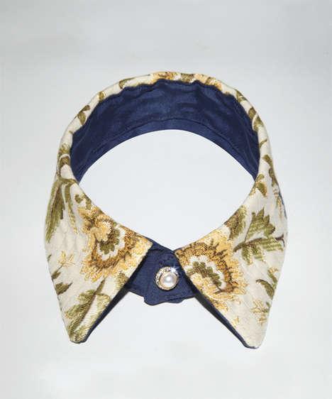 Luxuriously Embellished Collars