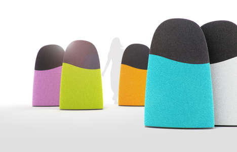 Color-Dipped Dividers