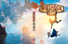 Alternate Printable Game Covers - Irrational Games Offers Players Eight Different BioShock Covers