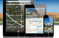 Immediate Real Estate Apps - The Homesnap App Gives Users Information on a House with a Photo