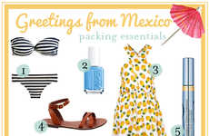 Vital Travellers Tutorials - The Cupcakes and Cashmere Mexico Packing Essentials Guide is Helpful