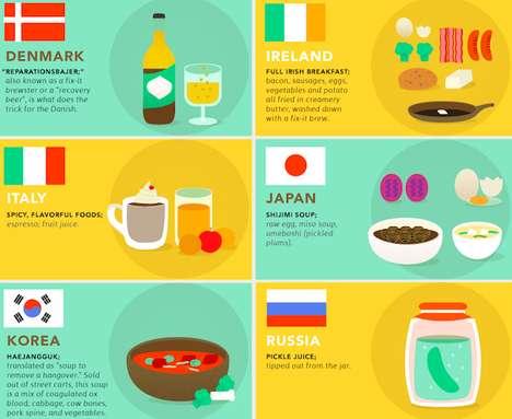 International Sobriety-Inducing Foods