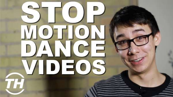 Stop Motion Dance Videos - Andrew Chow Examines the Annette Jung Michael Jackson Stop Motion Video