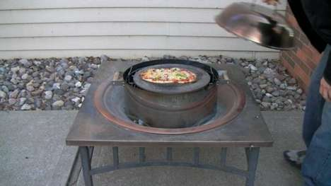 The Pitt-Grill Makes Campfire Cooking an Easier Experience