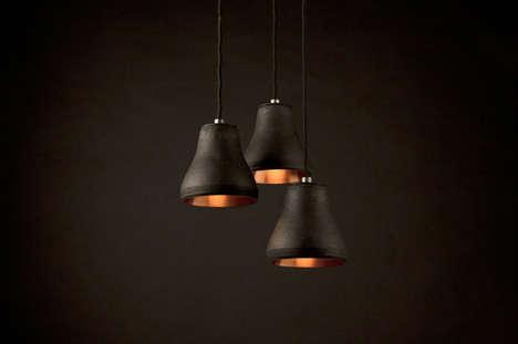 Coal-Made Lighting