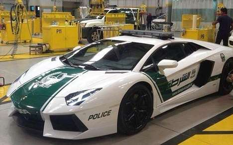 Law-Enforcing Supercars