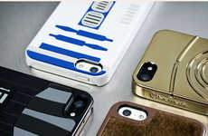 Furry Sci-Fi Smartphone Cases - These Star Wars iPhone Cases Will Have Geeks Using Force to Get Them