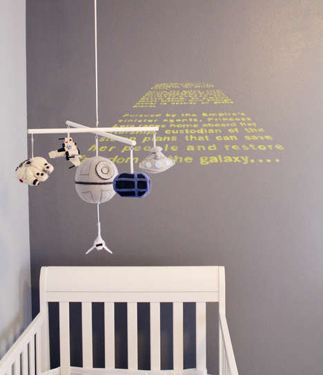 Sci-Fi-Themed Nurseries
