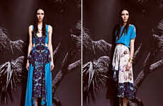 Ethnically Urban Catalogs - The Gretchen Jones Fall Collection is Eclectically Cool