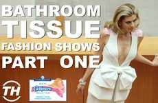 Bathroom Tissue Fashion Shows: Part I