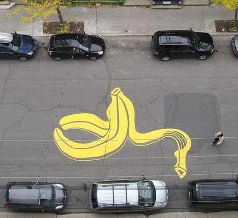 Guerilla Street Art Adaptions