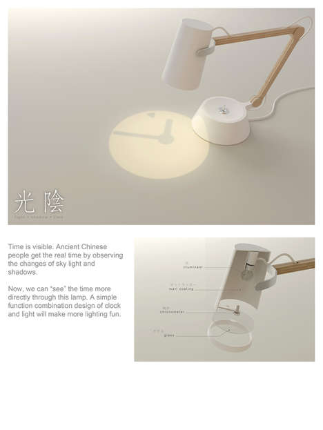 Illuminating Clock Lighting