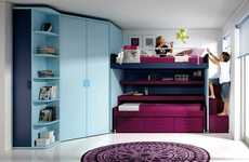 Rad Reconfigurable Bedrooms