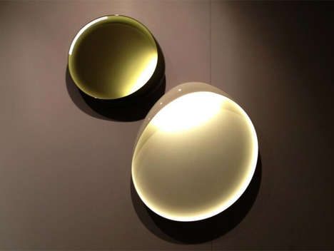 Dew Drop-Inspired Lighting