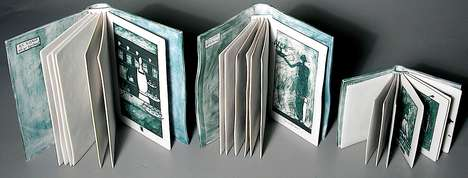 Painted Pottery Novels