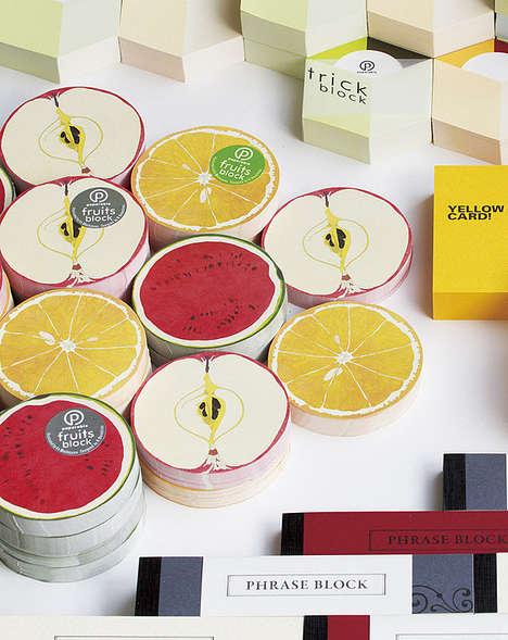 Fruit Inspired Office Essentials