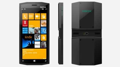 Gamer-Centric Smartphones