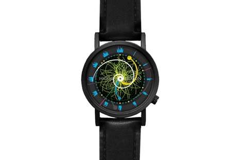 Particle Theory Time Tellers