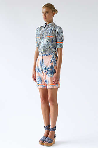 Summery Patterned Fashion