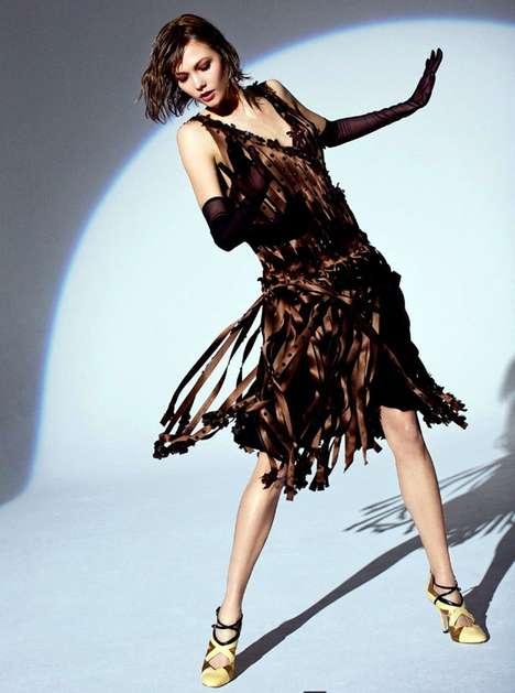 Dancing Flapped Editorials