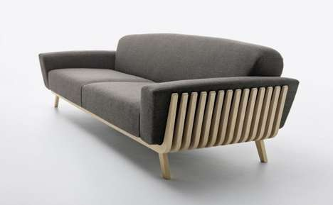 Slatted Couch Bases