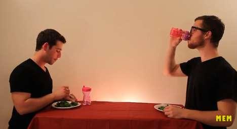 Feral Feeding Habit Videos