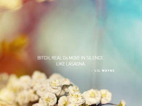 Poetic Rap Montages
