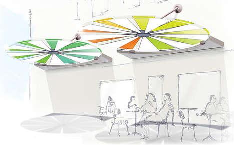 Transforming 24-Hour Umbrellas