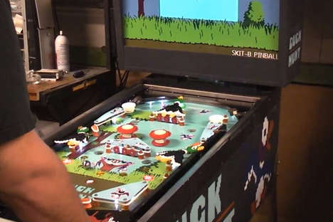 Fowl-Hunting Arcade Games
