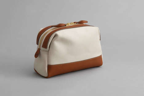 Vintage-Inspired Travel Bags