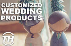 Customized Wedding Products - Jamie Munro Discusses Items That Make Matrimony More Personal