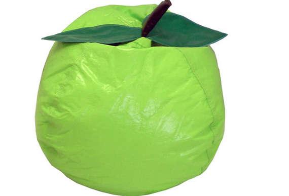 Peachy Funky Fruit Loungers Hudson Industries Bean Bag Chairs Beatyapartments Chair Design Images Beatyapartmentscom