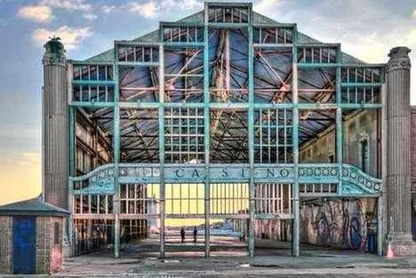 Abandoned Casino Captures
