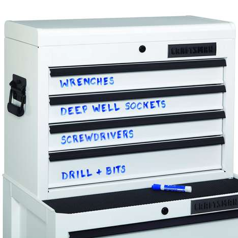 Dry Erase Tool Chests
