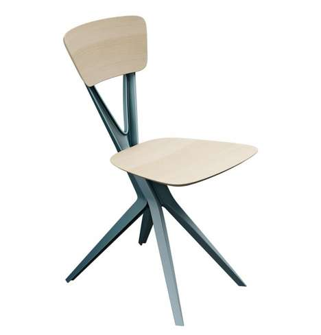 Aluminum Forked Seating