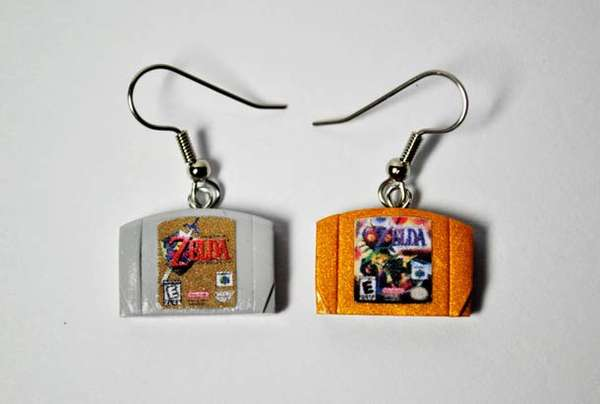 video game charms