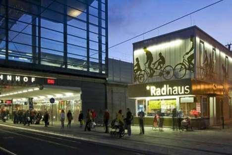 Multipurpose Bicycle Buildings