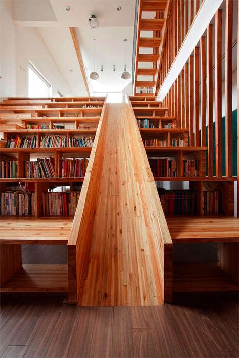 Slide-Dividing Libraries
