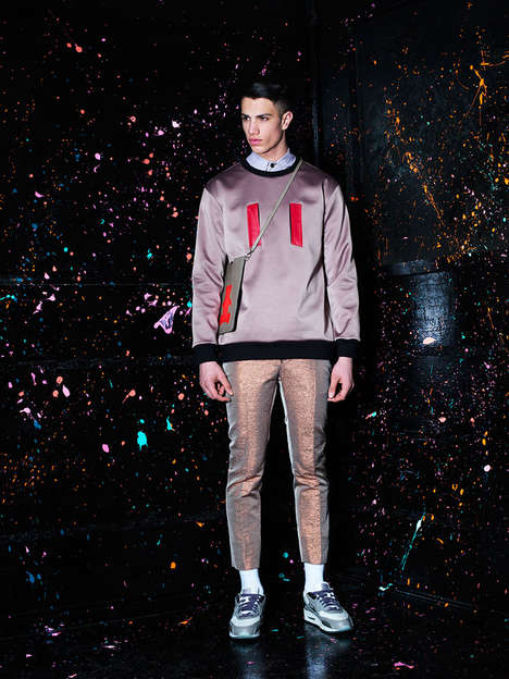 Galactic Streetwear Catalogs