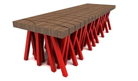Millipede Dining Tables