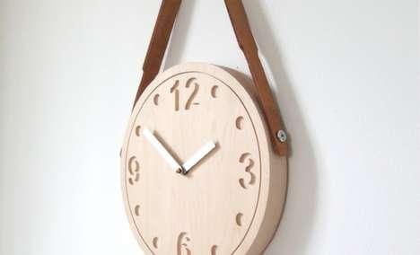 Strap-Slung Timepieces