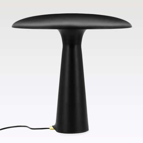 Modern Mushroom Illuminators