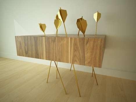 Quarrel-Pierced Cabinets