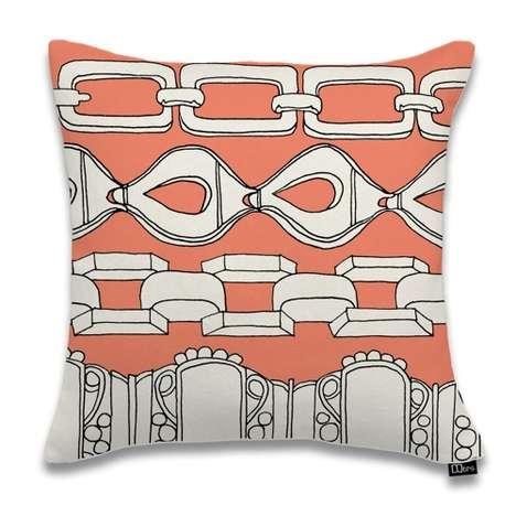 Couture Chain Cushions