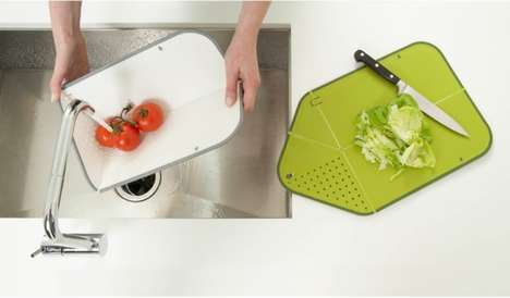 Multifaceted Cutting Boards